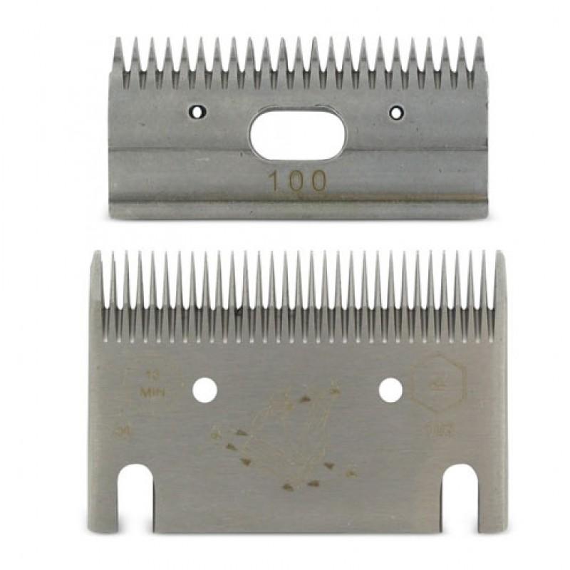 Stel messen '102' 23/31 tanden 3mm Liscop