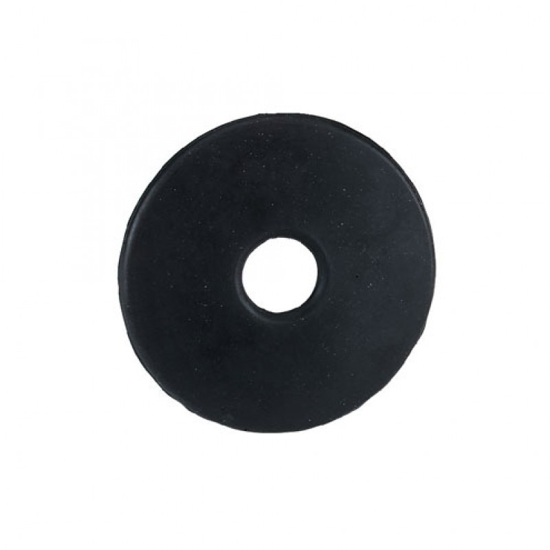 Rondelles de mors caoutchouc Ø 9cm, la paire