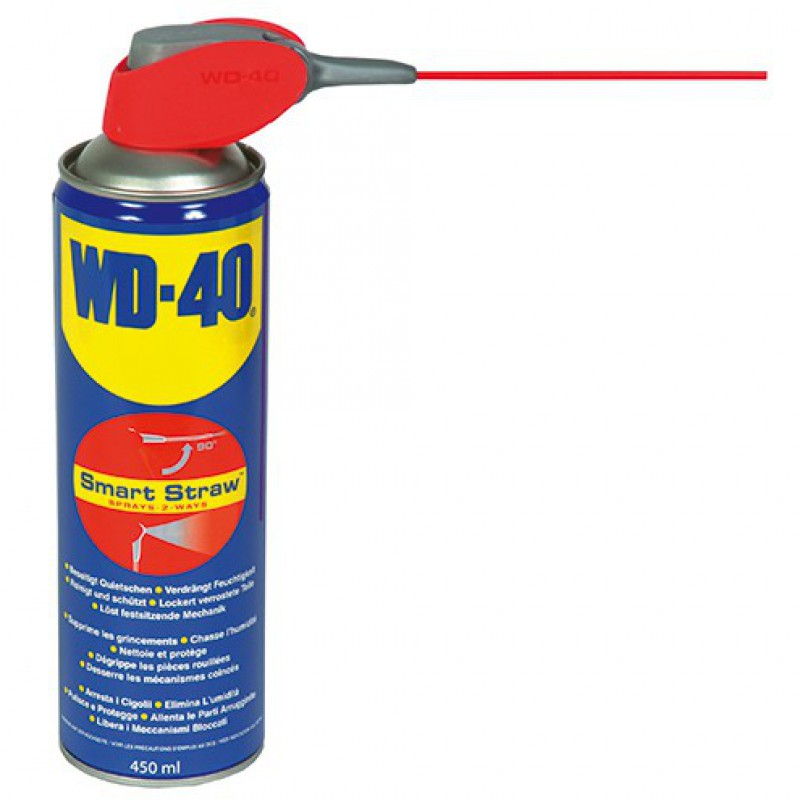 Multifunctionele spray Smart Straw WD-40 500ml
