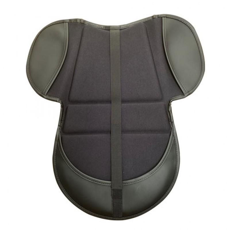 Gel seat saver met neopreen en velcro sluiting 45x45cm