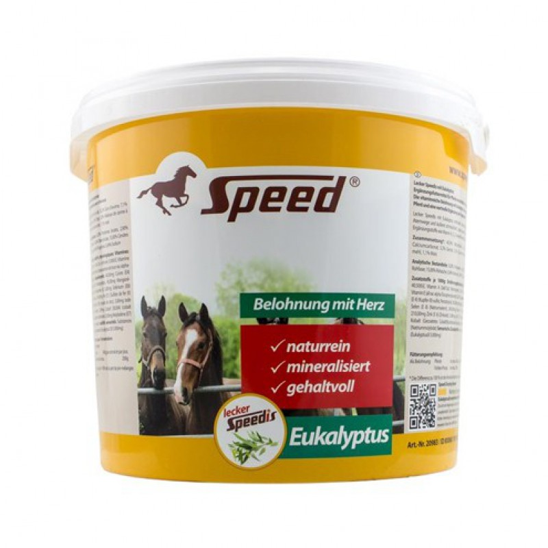 Paardensnoep Eucalyptus 'Leckerspeedis' 3kg