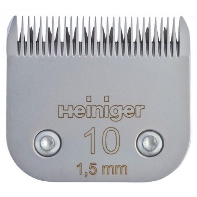Scheerkop Saphir nr. 10 Heiniger