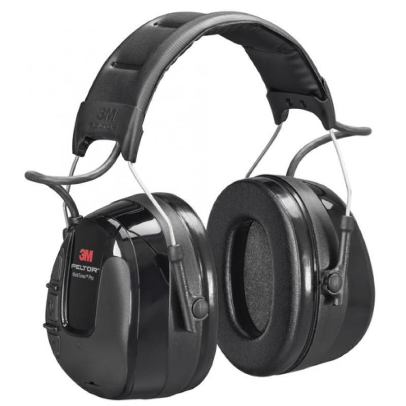 Gehoorbescherming met radio WorkTunes™ Pro