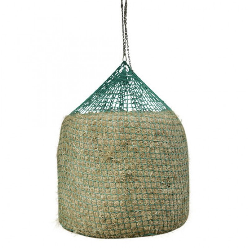 Hooinet hangbaar voor ronde balen 180x150cm