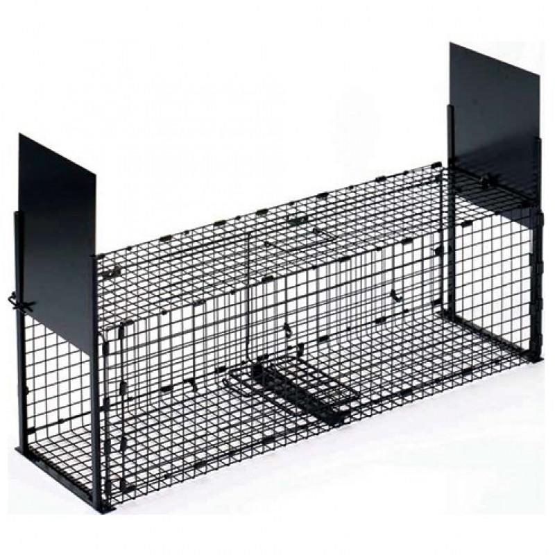 Plooibare metalen val - 100 x 30 x 30 cm