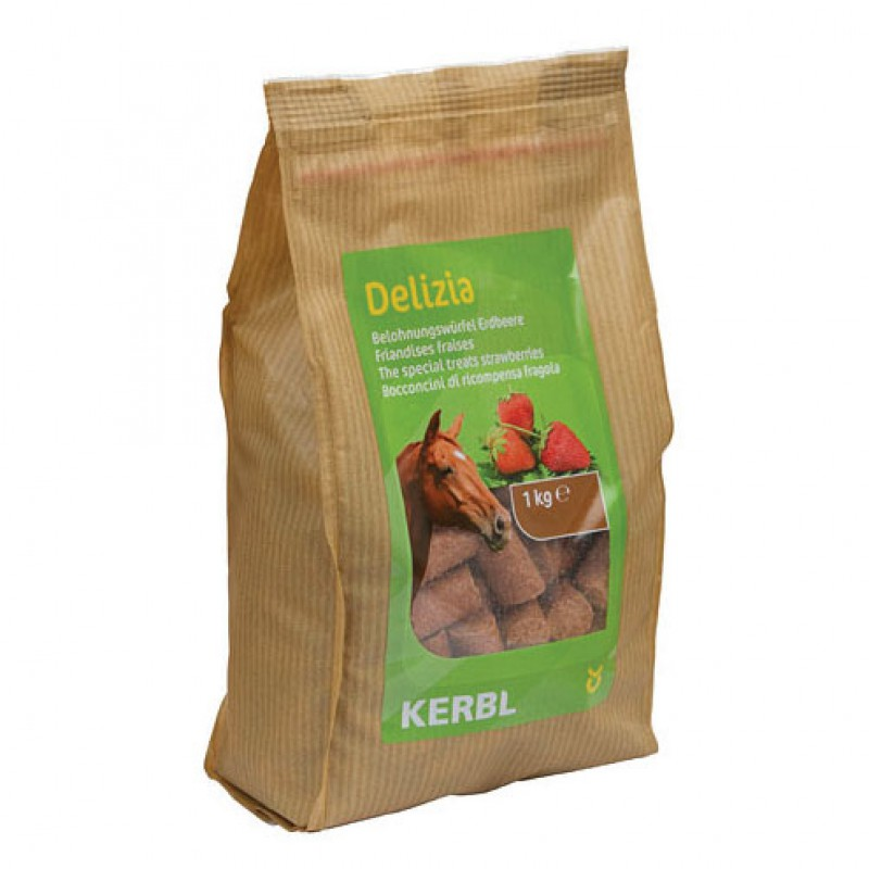 Delizia the Special Treats - Aardbei 1kg