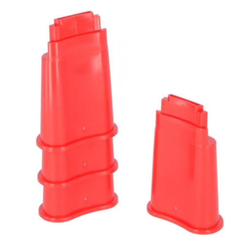 Set voetjes (4 stuks) passend voor drinktoren AK70260 en AK70261