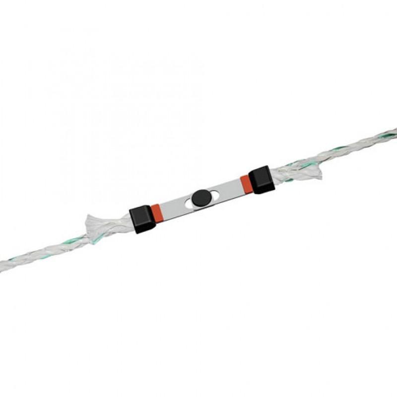 AKO Safety Link voor koord Ø 6mm 'Litzclip', blister 6 stuks