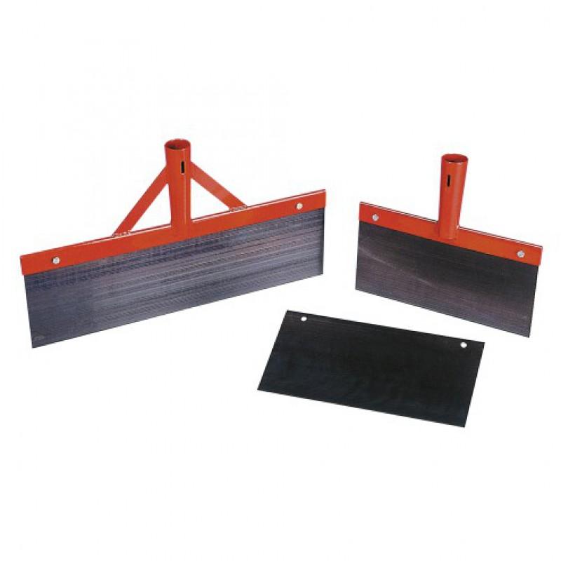 Schraapijzer zonder steel 150 mm