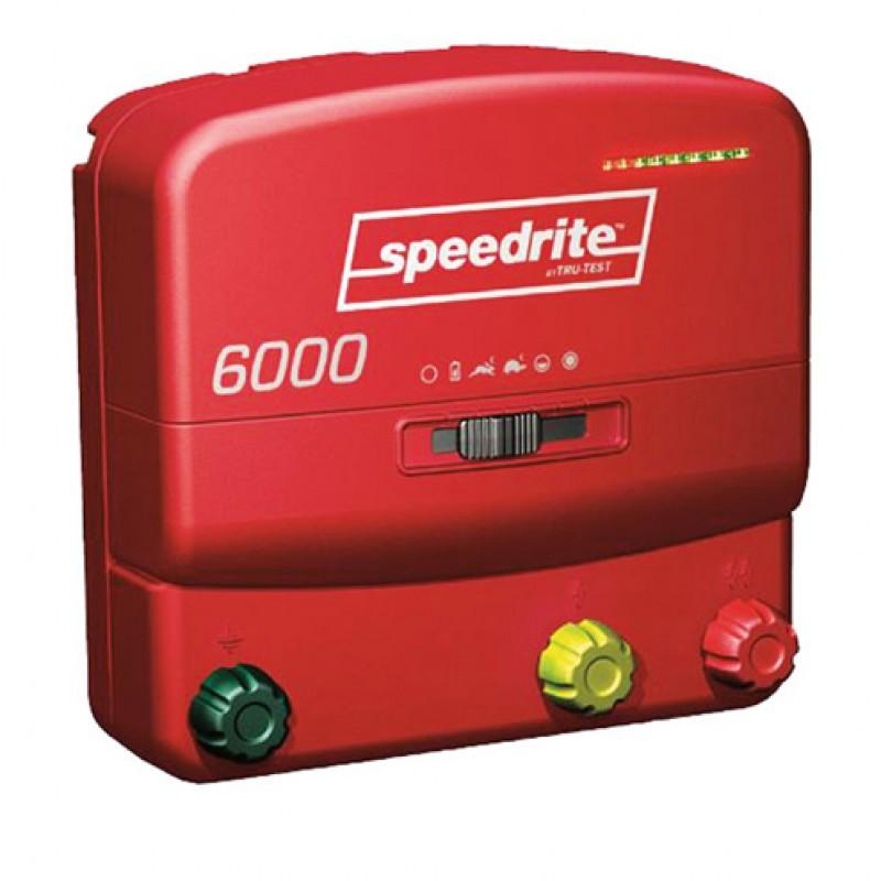 6000 Unigizer lichtnet- en accu-apparaat Speedrite