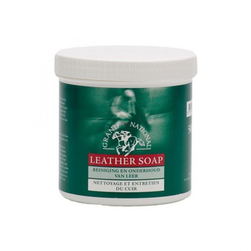 Leather Soap 500ml Grand National