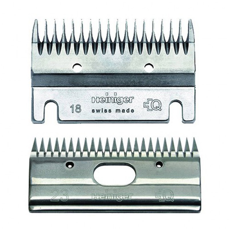 Heiniger 703-690 stel messen 18/23 tanden