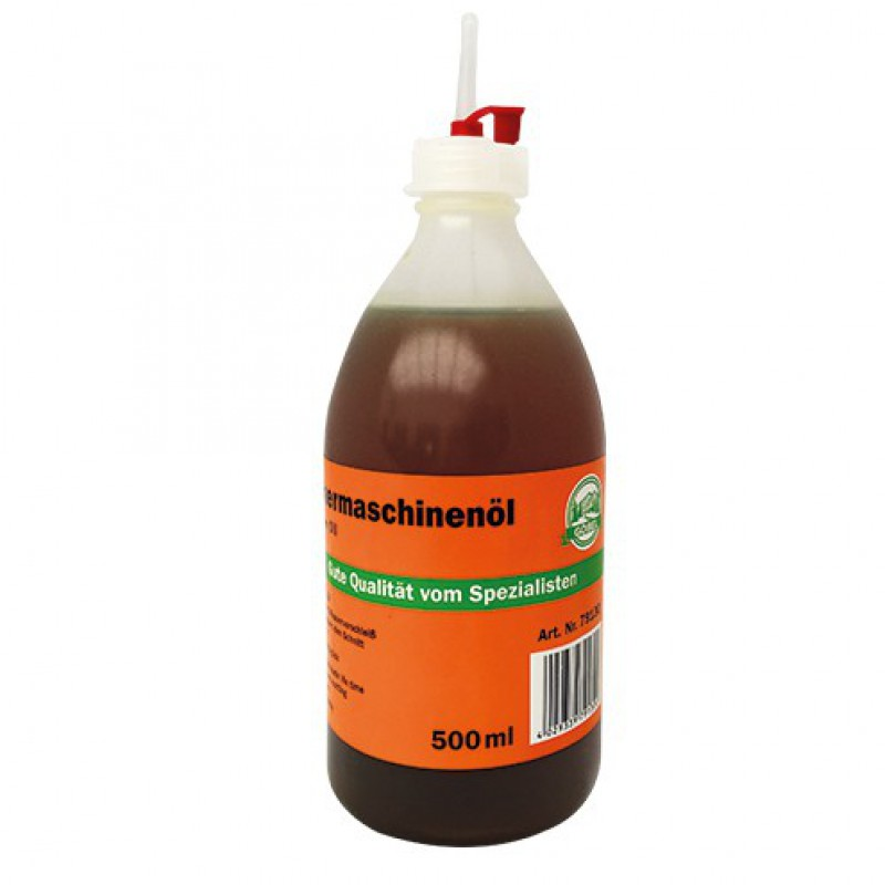 Olie voor scheermachines 500 ml