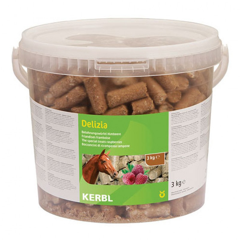 Delizia the Special Treats - Framboos 3kg