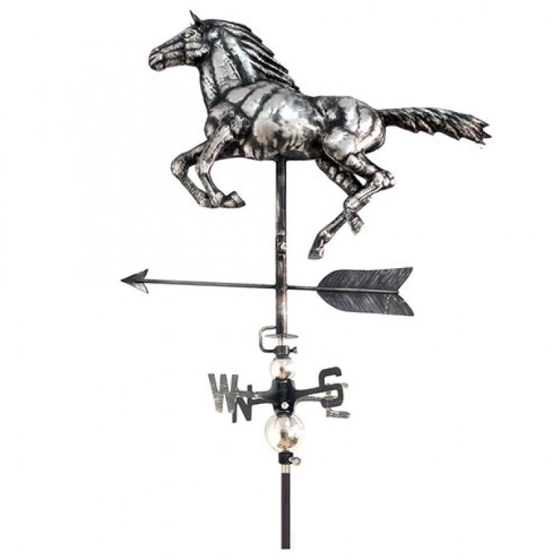 3D Horse Weathervane with garden stake Primus