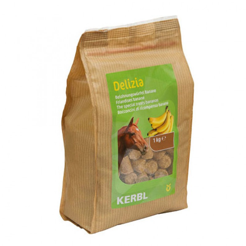 Delizia the Special Treats - Banaan 1kg