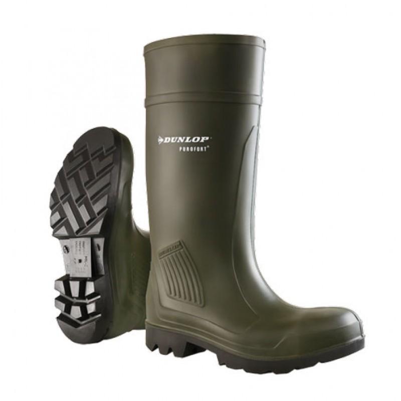 Laarzen 'Purofort Professional' onbeveiligd Dunlop