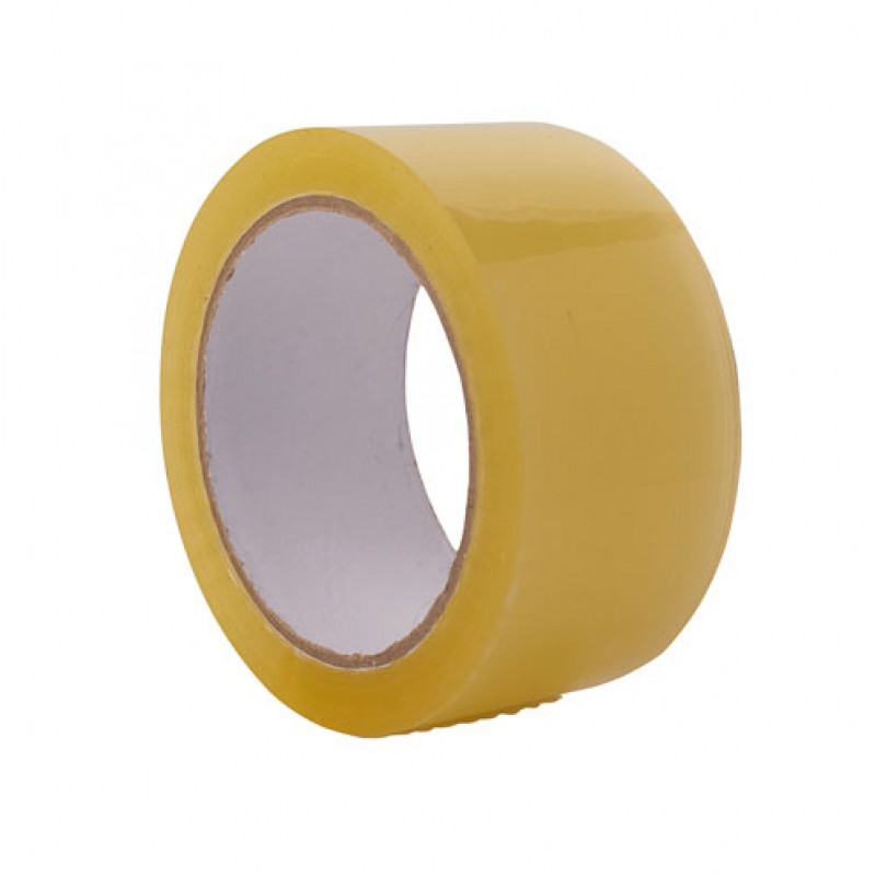 Premium PP Packaging Tape 48mm x 66m, transparant Perry