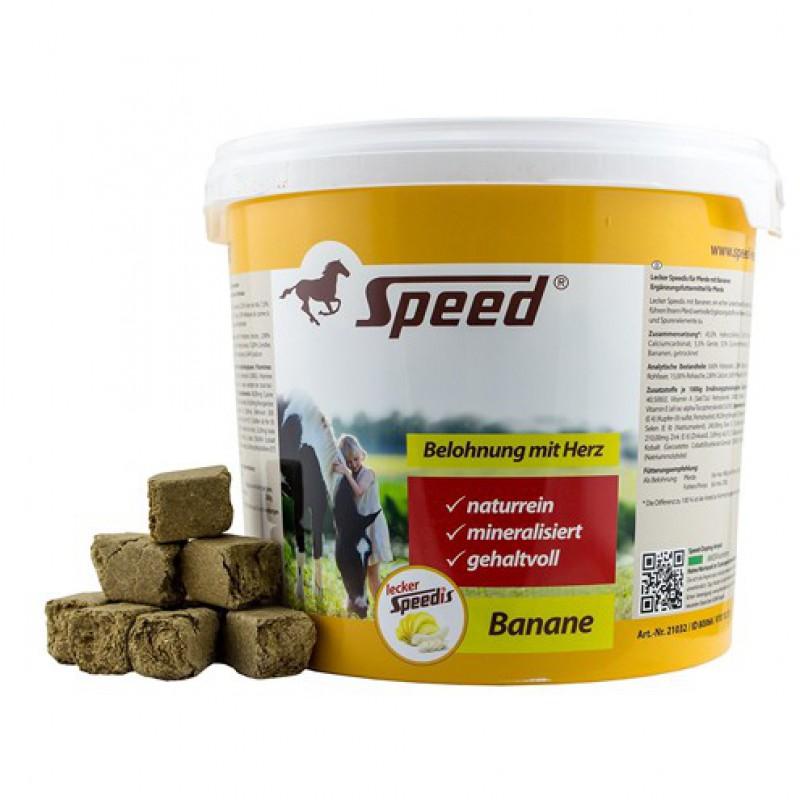 Paardensnoep Banaan 'Leckerspeedis' 3kg