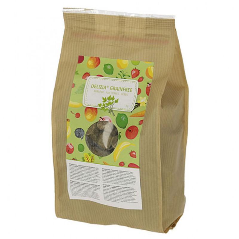 Delizia kruidensnoepjes zonder graan 1kg