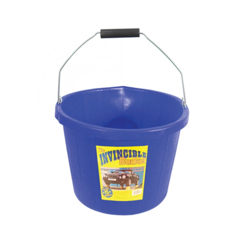 Emmer 15 liter 'The Invincible Heavy Duty Bucket' Perry