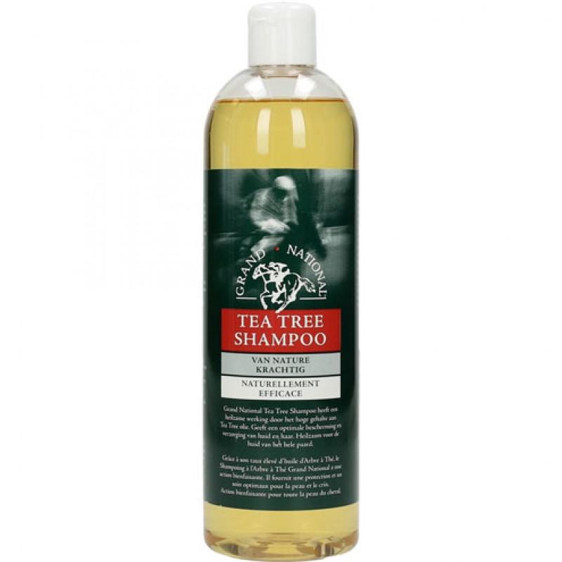 Tea Tree Shampoo 500ml Grand National