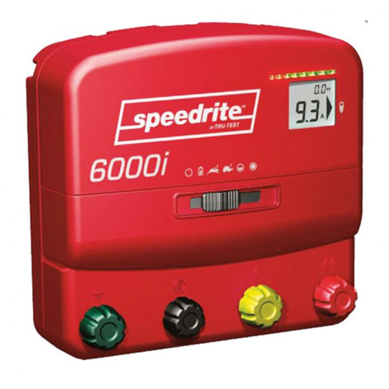 6000i Unigizer lichtnet- en accu-apparaat Speedrite