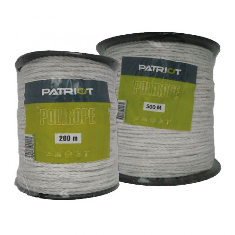 Cordon PE-monofil 6mm / 6 x 0,20mm - 200 meter Patriot