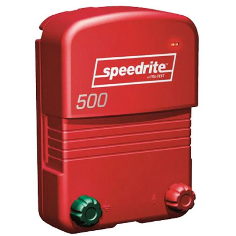 500 électrificateur bi-énergie Speedrite