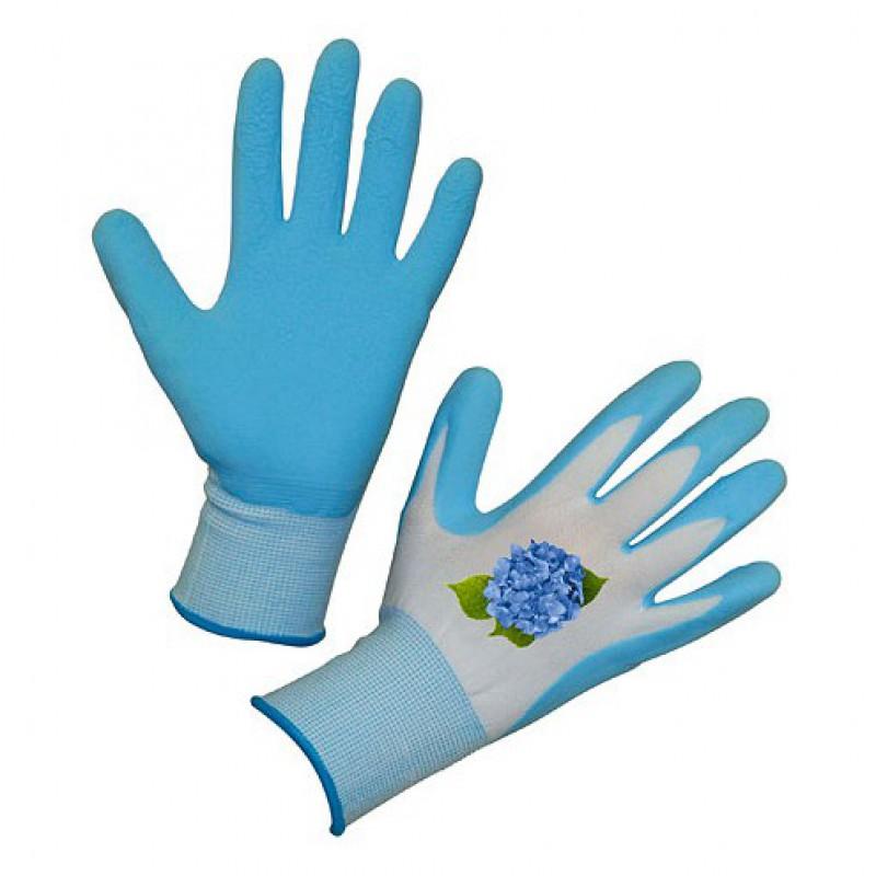 Handschoenen 'Garden Care' blauw