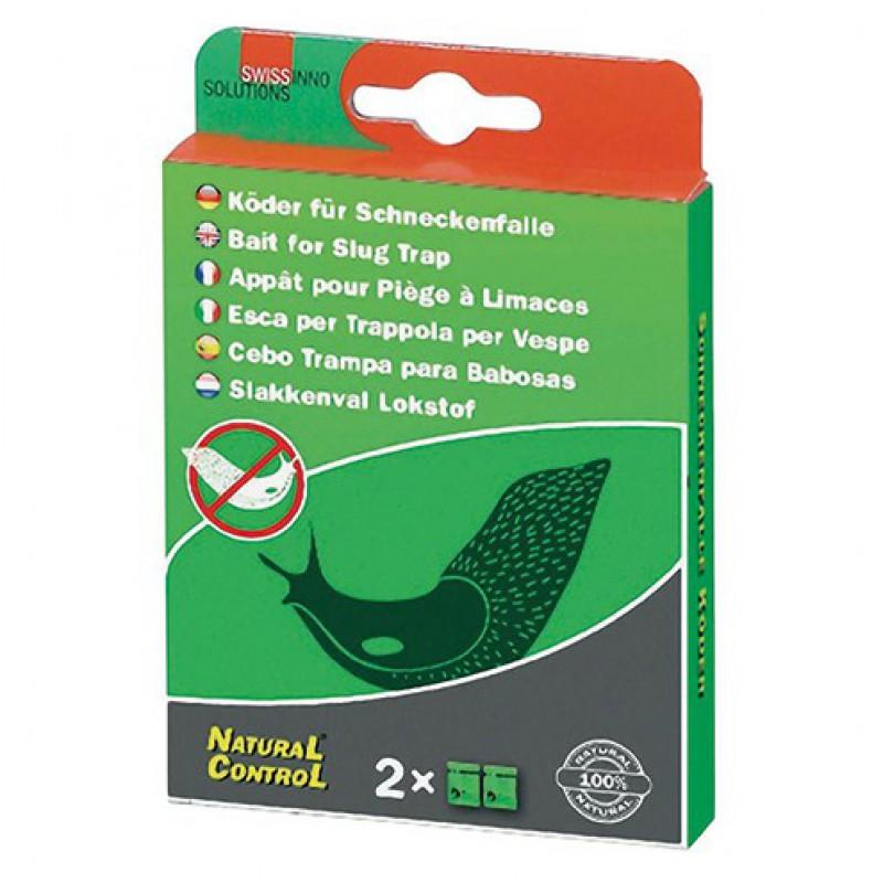 Doosje 2 stuks vervanglokstof voor slakkenval