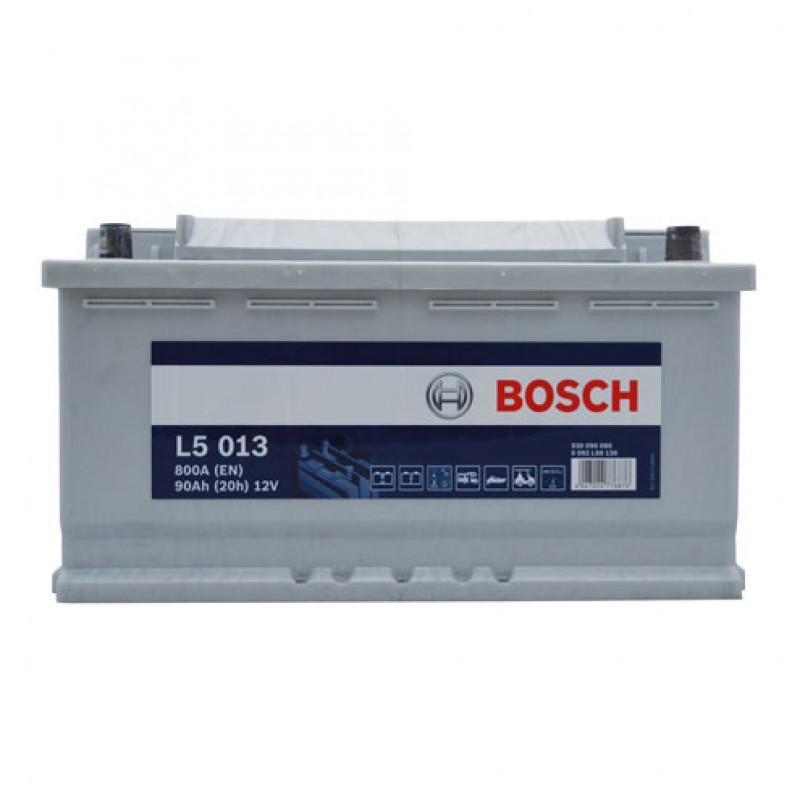 Premium semi-tractie accu 12V/140Ah Bosch