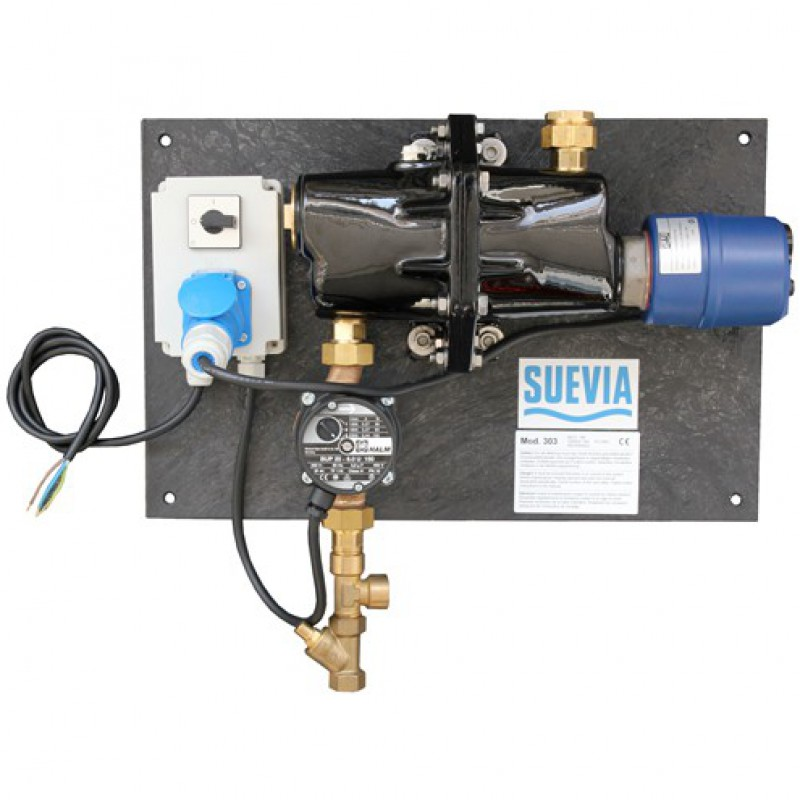 Suevia 101.0303 Warmwatercirculatie-unit '303' 230 Volt