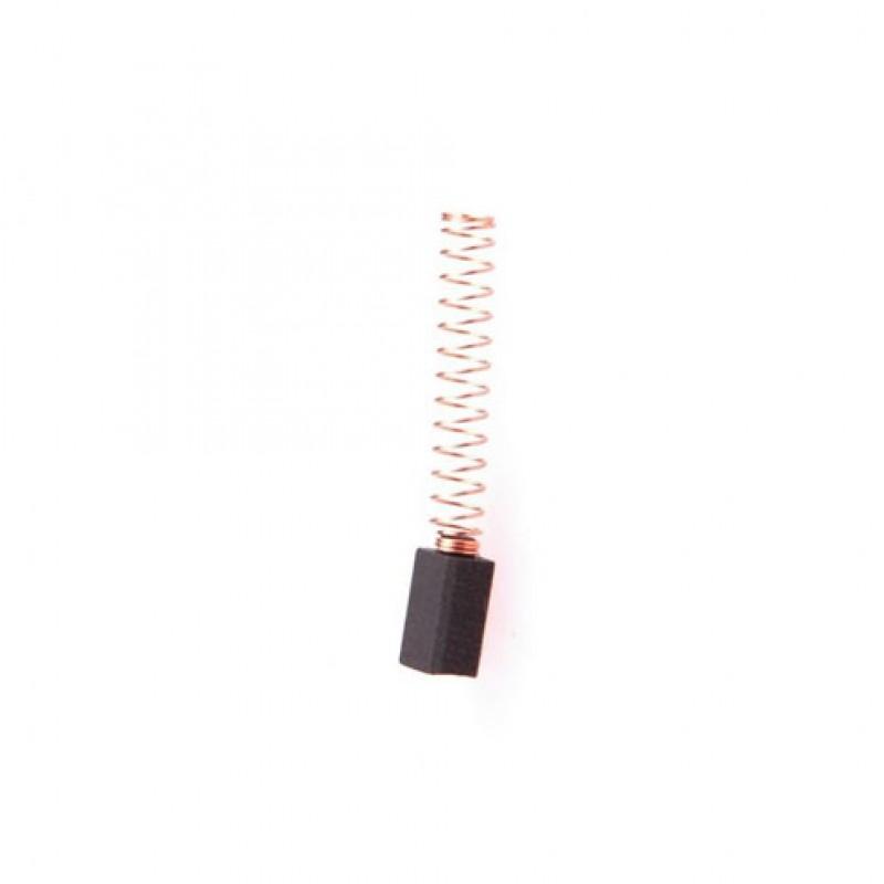 Koolborstel met veer voor Constanta 3+4 (CR623), per stuk