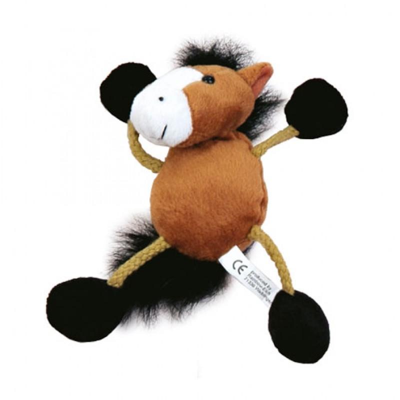 Magneet-paard 10cm bruin