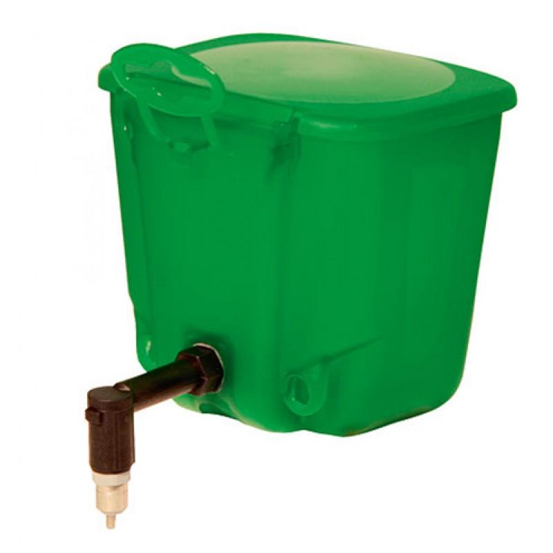 Konijnendrinkbak groen 500ml