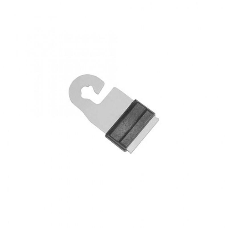 Poortgreepverbinder voor lint 20mm 'Litzclip', blister 4 stuks AKO