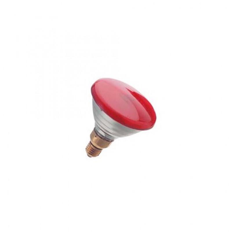 Infraroodspaarlamp 'Göbel' 175 Watt, rood