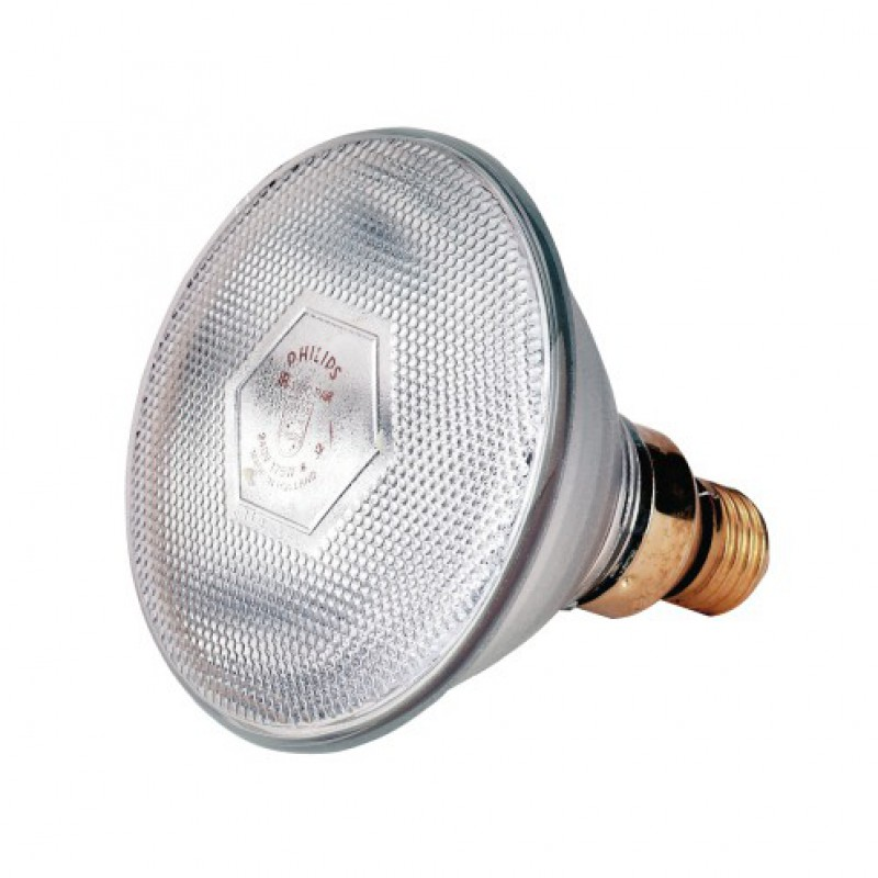 Infraroodspaarlamp 175 Watt helder Philips