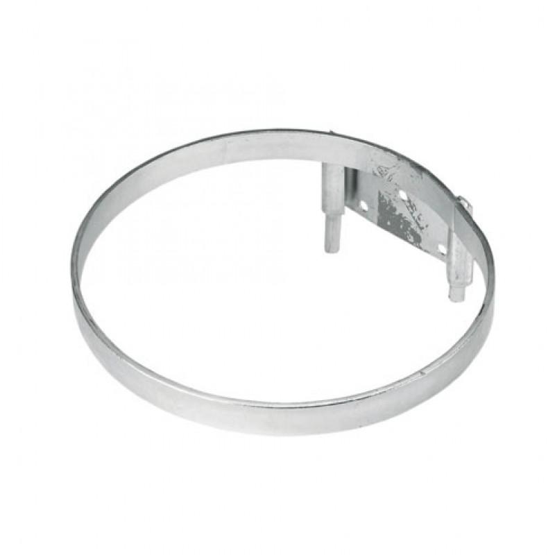 Verzinkte emmerbeugel voor emmer Jumbo 12L wandmontage Ø 29,5cm