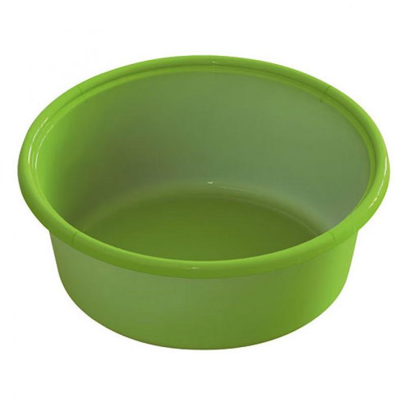 Voerschaal groen 6 liter