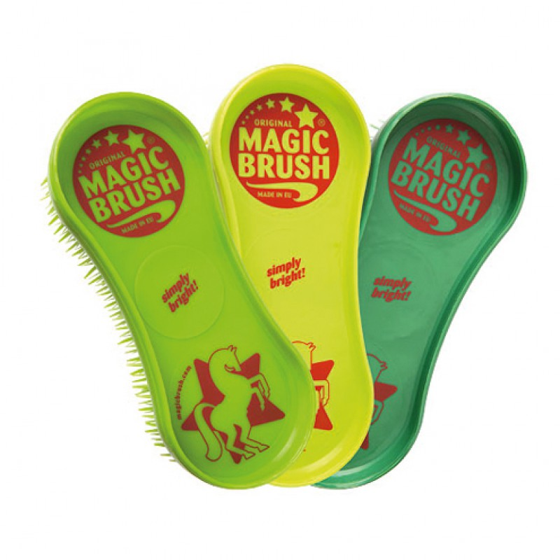 Jeu de 3 brosses 'Pure Nature', MagicBrush