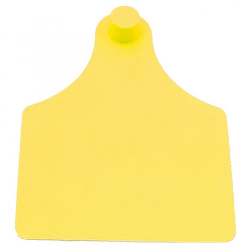 Allflex oormerk - Super maxi ?, geel