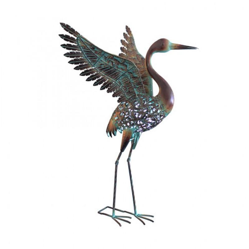 Ornate Solar Winged Crane Primus