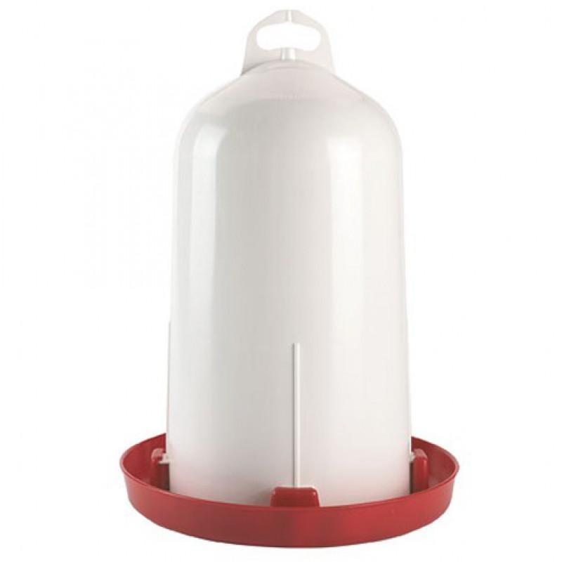 Drinktoren PVC 12 liter dubbelwandig