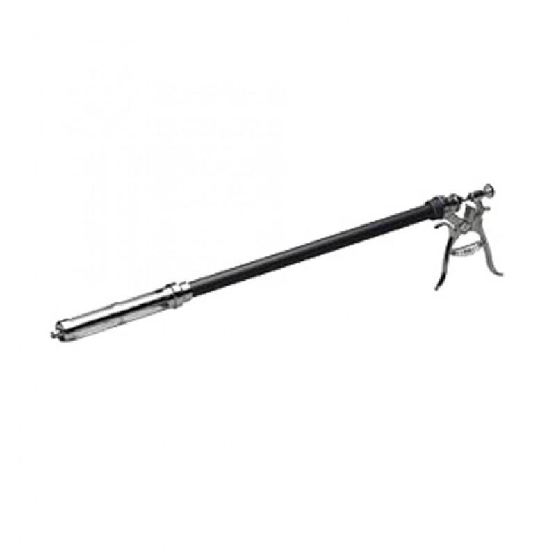 Revolverspuit 'Roux' verlengd model 50ml Henke