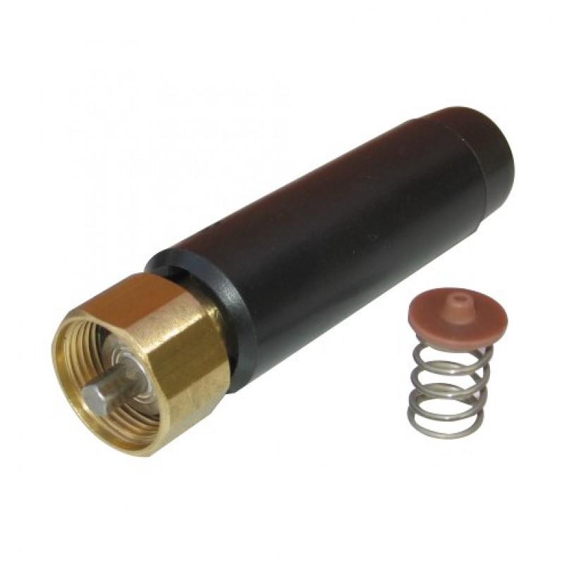 Suevia 102.0184 ventiel met veer voor model 61 'Ideal'
