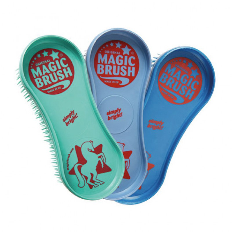 Jeu de 3 brosses 'Deep Sea', MagicBrush