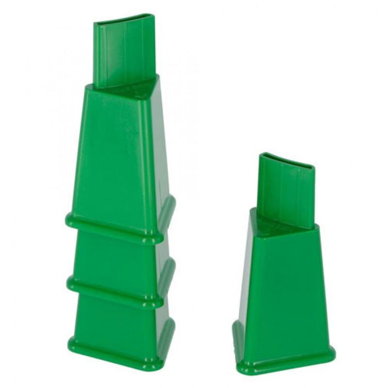 Set voetjes (4 stuks) passend voor voederautomaat AK70263 en AK70264