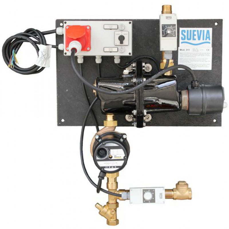 Suevia 101.0311 Warmwatercirculatie-unit '311' 230-400 volt